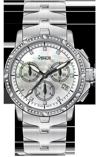 VE-1315B1-54-B1 | VENUS WATCHES