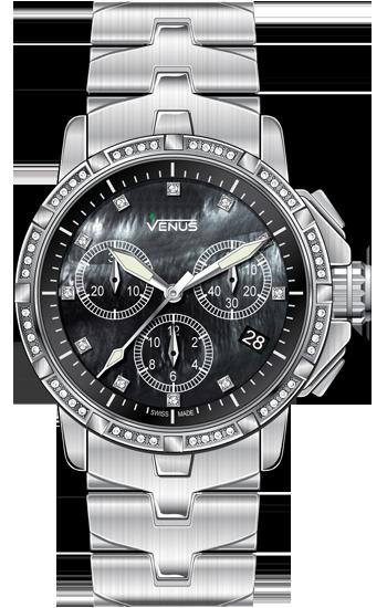 VE-1315B1-55-B1 | VENUS WATCHES