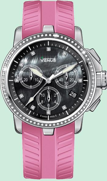 VE-1315D1-55-R15 | VENUS WATCHES