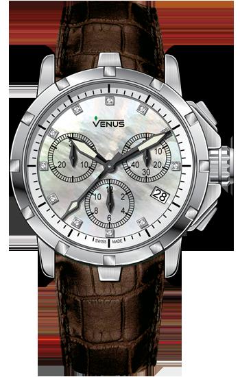 VE-1315A1-54-L4 | VENUS WATCHES