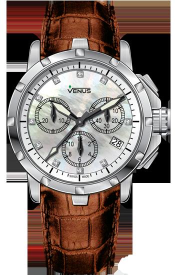 VE-1315A1-54-L6 | VENUS WATCHES