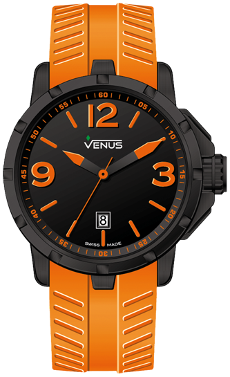 VE-1317A2-22O-R8 | VENUS WATCHES