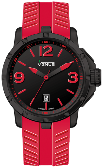 VE-1317A2-22R-R5 | VENUS WATCHES