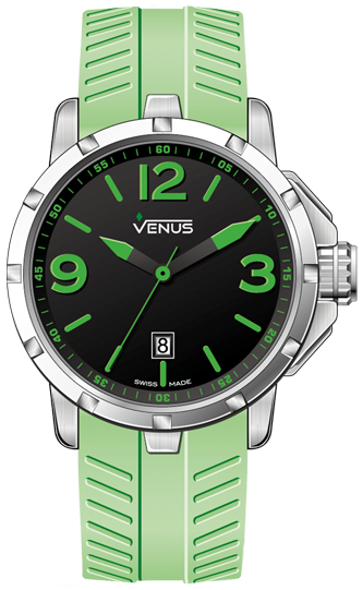 VE-1317A1-22G-R10 | VENUS WATCHES