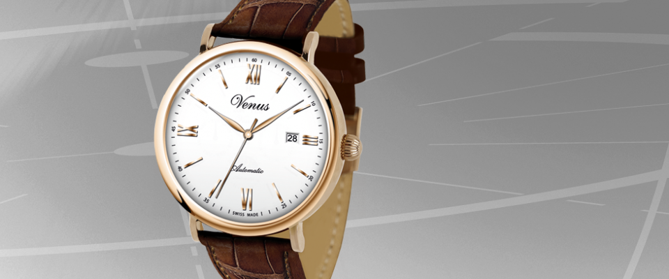 Baselworld 2016 collection | VENUS WATCHES